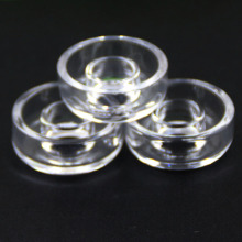 Quartz Dish for Titanium Hybrid Ti/Qtz Nail Replaceable Highly Educated