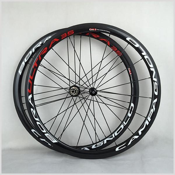 ruedas tubulares