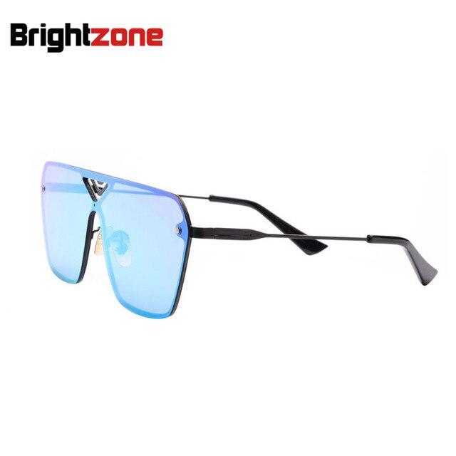 39214f81028d 2016 New Fashion Summer Style Hipster Women Brand Designer Sunglasses  Rimless Integrated Vintage Oversized Retro Men Sun Glasses