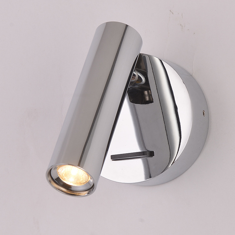 Indoor Led wall lamp 2W/6W Epistar chip modern home decoration 360 degree rotation Wall Sconce bedroom wall lamp AC85-265V modern led wall light 2w 4w 6w ac85 265v high quality aluminum decorate bedroom reading indoor wall lamp decoration light