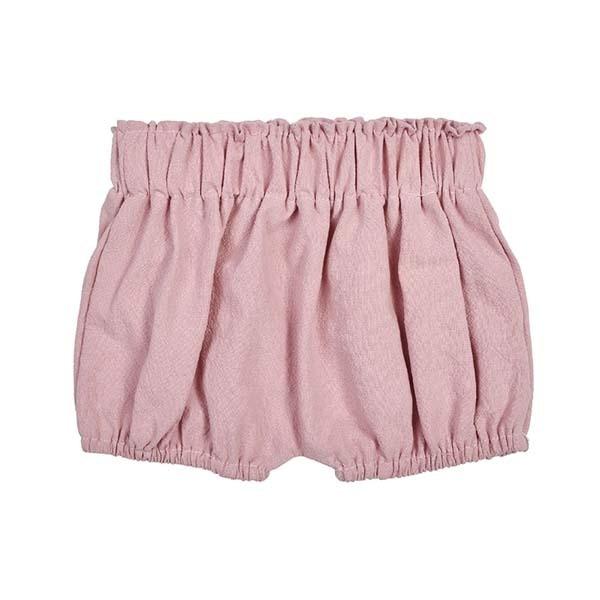 df41a1327 AmzBarley verano bebé niñas pantalones cortos ropa de algodón infantil  niños volantes bombachos bragas color sólido