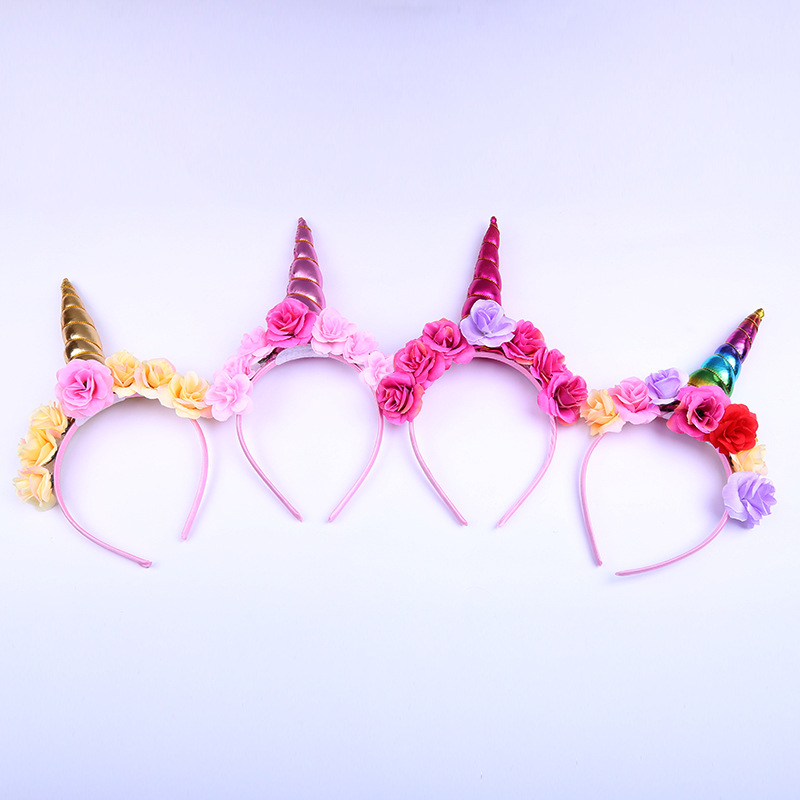 Unicorn Headband Halloween Carnival Headbands