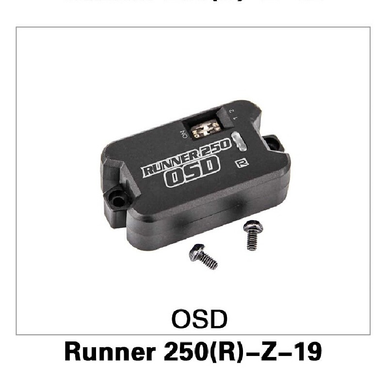 ФОТО OSD  for Runner 250 Advance GPS RC Drone Quadcopter Original Parts Runner 250(R)-Z-19