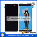 LCD Touch Screen Digitizer Assembly Replacement For Sony Xperia E5 F3311 F3313
