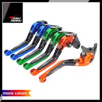 For Honda CBR600RR CBR 600RR Lever 2007 2016 Motorcycle Adjustable Foldable Brake Clutch Levers