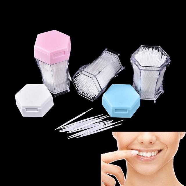 PP Dental Double Head Toothpicks 200 pcs Set