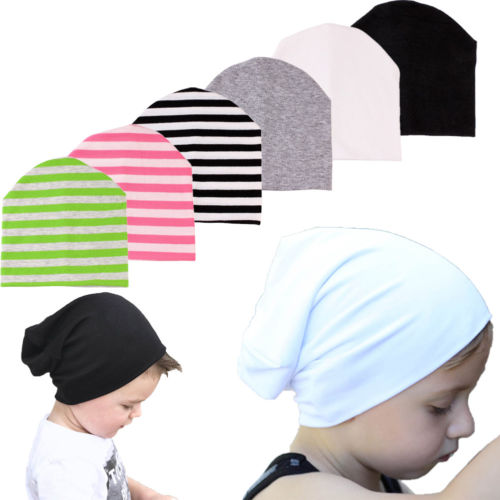 Beanie Cute Hat Cap Baby Star Hat Cotton Soft Boy Girl Toddler Infant Children