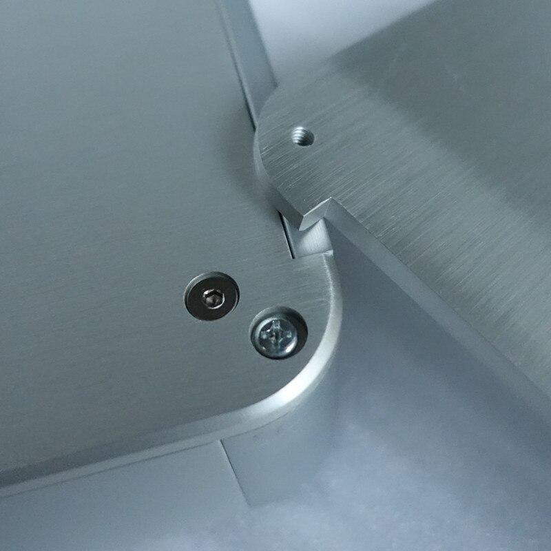 Heliheli alumiiniumist šassii / karp karp kõrvaklappidele / DAC / - Kodu audio ja video - Foto 5