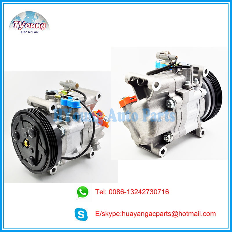 car air a/c compressor for Suzuki Solio Swift III SX4 9520063JA0 9520063JA1 95200 63JA0 952 0063J A1