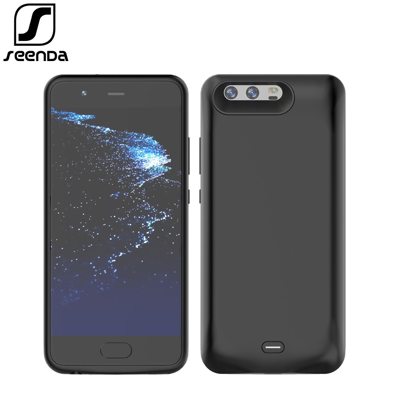 Seenda For Huawei P10 Charging Case 5500mAh Battery Power Bank for Huawei P10 Battery Charger Case with Power Bank Phone Bag