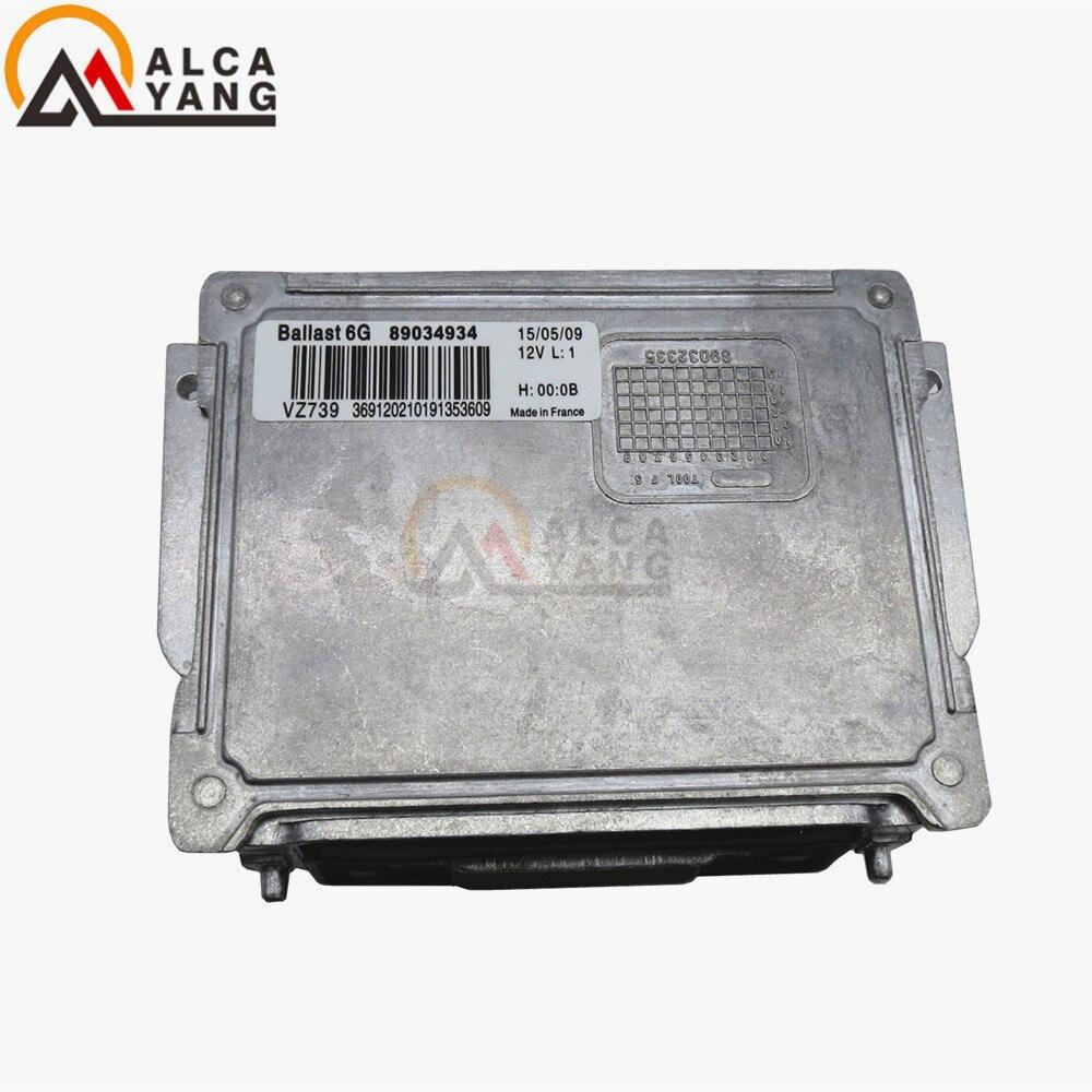 6G D1S D1R HID Xenon Headlight Ballast 89034934 .