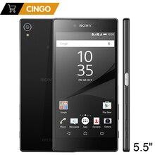 Original Unlocked Sony Xperia Z5 Premium E6883 3GB RAM 32GB ROM Dual SIM 5.5″ Octa Core IPS 23MP GSM Android LTE Mobile Phone