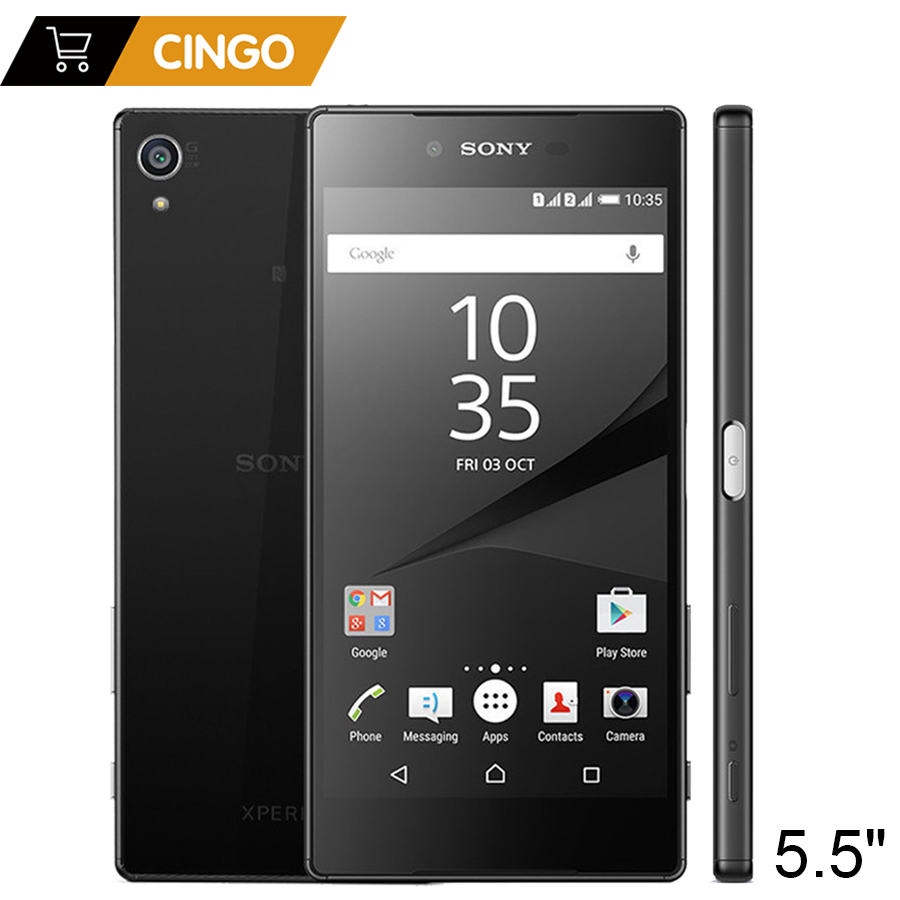 Original Unlocked Sony Xperia Z5 Premiums