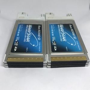 Image 3 - 무선 lan pc 카드 어댑터 wifi 카드 sd 카드 용 54 mbps/11 mbps 단기 WL54AG SD 68 핀