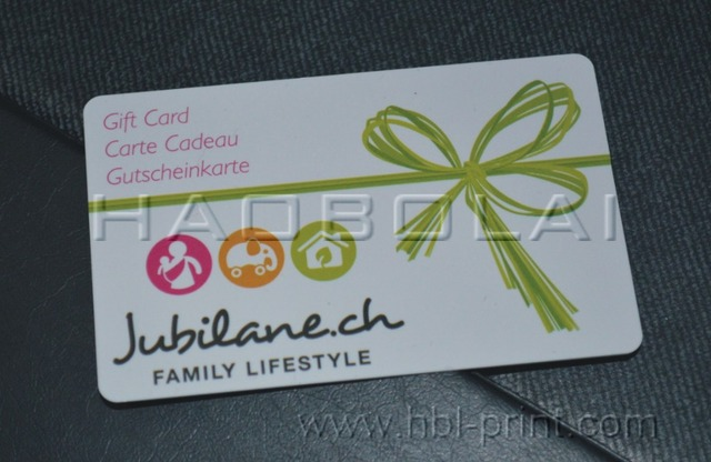 Full Color Custom Gift Card Discount Card Printing Vip Card Membership Card