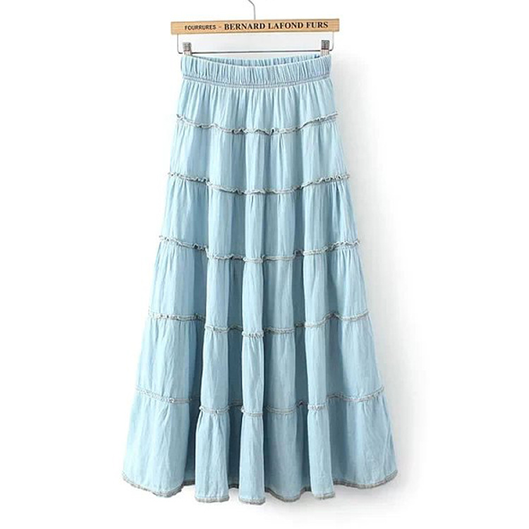 Denim Skirts Uk Promotion-Shop for Promotional Denim Skirts Uk on ...