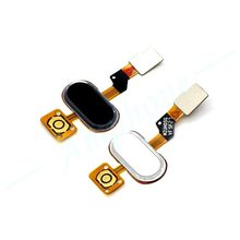 for Meizu M3S Home Button Flex Cable Recognition Sensor fingerprint Touch ID Sensor Home Button for meizu m3s meilan m3s(China)