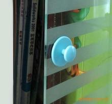 Ящик/дверные ручки (розовый синий)
