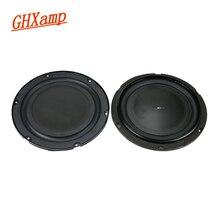 GHXAMP 8 بوصة 245 مللي متر باس المبرد السلبي المطاط الاهتزاز الحجاب الحاجز صدمة حوض منخفضة التردد 8 بوصة مكبر الصوت المتكلم DIY بها بنفسك 2 قطعة