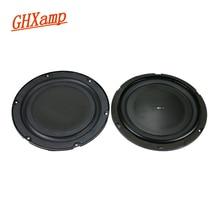 GHXAMP 8 zoll 245MM Bass Heizkörper Passive Gummi Vibration Membran Schock becken Niedrigen Frequenz 8 zoll Woofer Lautsprecher DIY 2PCS