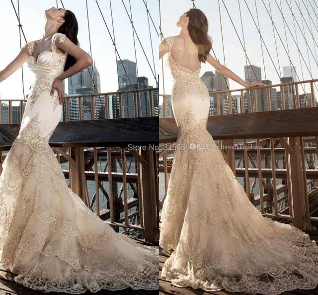 Pink Pnina Tornai Wedding Dresses