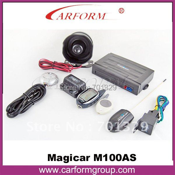 Magicar m100as инструкция