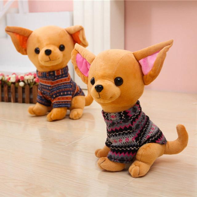 Plush Stuffed Chihuahua Dog