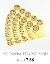 vintage selo adesivo obrigado festa de aniversário