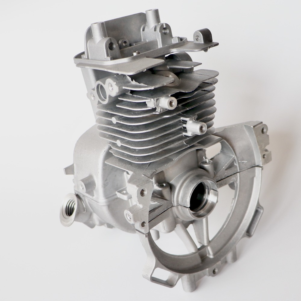 39mm Engine Motor Cylinder Crankcase Fit HONDA GX35 GX35NT HHT35S UMK435 35.8cc 4 Stroke Trimmer Brushcutter Lawnmower