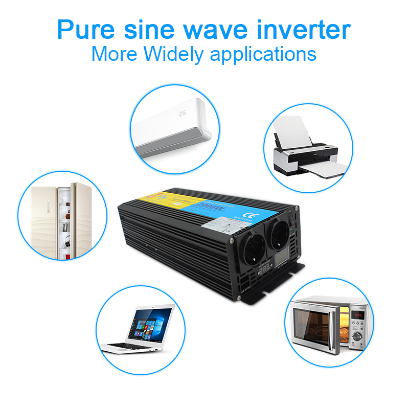 HTB1PN1XatzvK1RkSnfoq6zMwVXaE - UPS inverter pure sine wave 2000W 4000W DC 12V/24V to AC 220V-240V LCD Inverter+Charger & UPS,Quiet and Fast Charge power supply