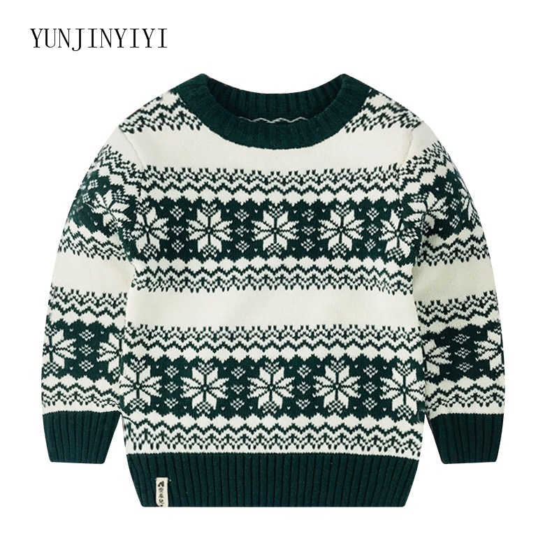 32feaa05f Detail Feedback Questions about Knit Sweater Boys Girls Christmas ...