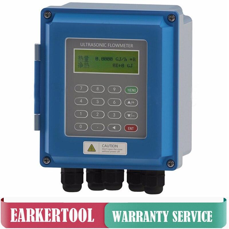 TS-2-HT(DN25-100mm) Used For TUF-2000B And TUF-2000M Liquid Ultrasonic Flowmeter