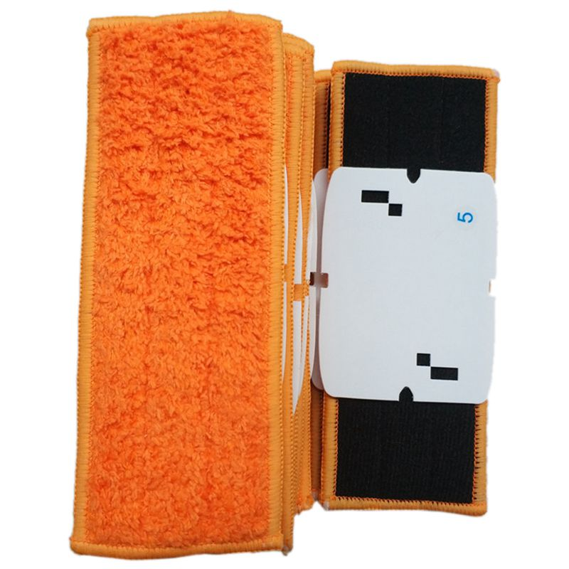 Best Sell 10Pcs High Quality Washable Wet Sweeping Pad Mopping Pads For IRobot Braava Jet 240 241
