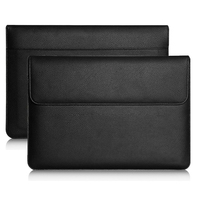 For IPad Pro 12 9 Case Sleeve PU Pouch Bag Protective Carrying Bag With Pencil