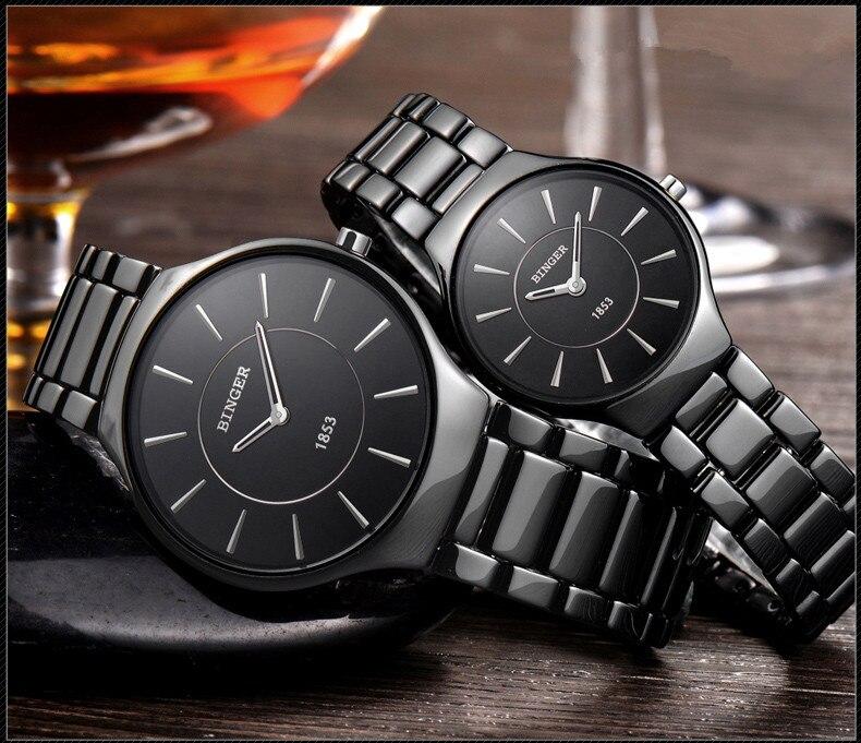 Relógios 2 Mãos relógio Elegante Mulheres Pulseira