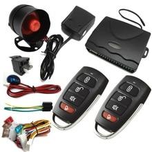 M802-8101 Car Security System Alarm Immo