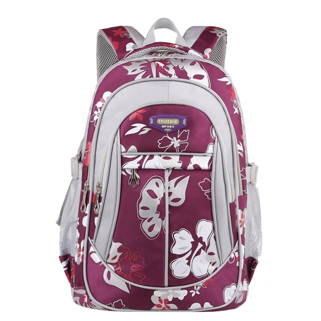 VSEN Hot Girls Women Backpack Shoulder Bag Kids Backpacks Fashion vsen hot styleluggage bag replacement plastic 1 side rectangle buckle 10 pcs