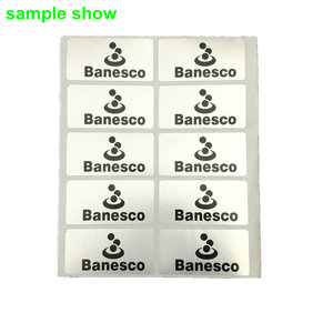 Image 4 - 500pcs Custom Print Tamper Proof Evidence Warranty VOID Label Sticker Serial NO. Seals Can Do French Russian Spanish Language