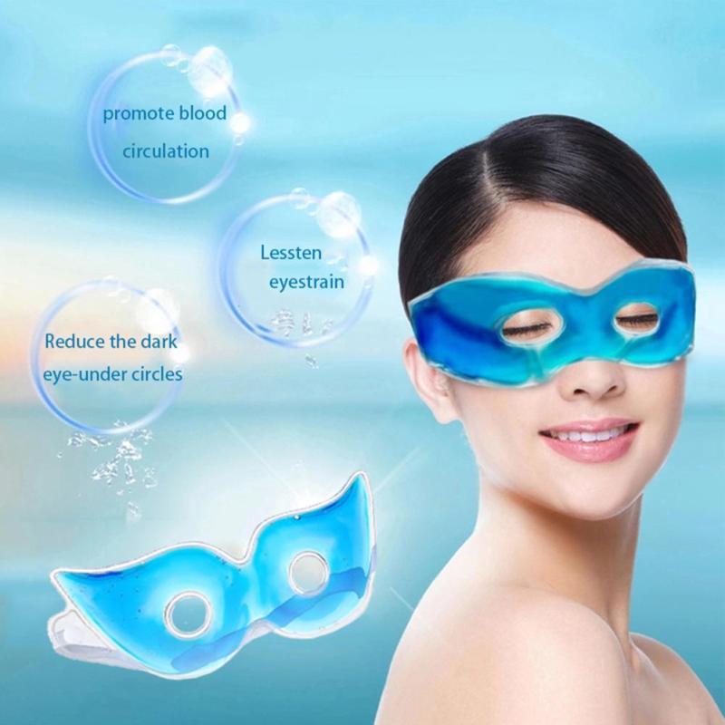 Beauty Sleep ice gel patch eye mask eliminate eye fatigue ...