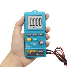 ZOYI ZT-08 Digital Multimeter Professional Portable Anti-burn Capacitor Table AC / DC Measuring Diode NCV With Flashlight