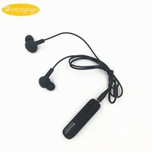 Honsigogo Separáveis Bluetooth Fone de Ouvido Fones de Ouvido Desportivos Do Comando de Voz Sem Fio Bluetooth Fone de Ouvido para samsung iphone xiaomi