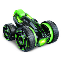 2018 30KM / H High Speed Remote Control Car 6CH Stunt Sport Utility Vehicle With LED Light + Rechargeable Battery + Charger
