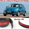 Бампер для губ  дефлектор для губ/для Mazda 2 Mazda2 M2 Demio DW DY DE DJ/передний спойлер  юбка для автомобиля  тюнинг View/Body Kit/полоска