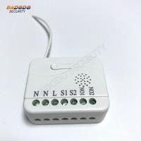 Z-wave plus умный дом TZ75 Ролик затвора контроллер модуль переключатель 100-240 В Входное напряжение ЕС США AU доступны