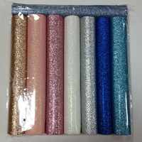Papier peint paillettes 30*138cm rouleau de papier peint brillant pour artisanat, coussins, pelmets, papier peint paillettes