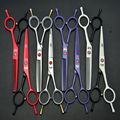 5.5 inch 440C Japan Kasho Professional Human Hair Scissors Hairdressing Cutting Shears Thinning Scissors Hair Styling Tool H1012