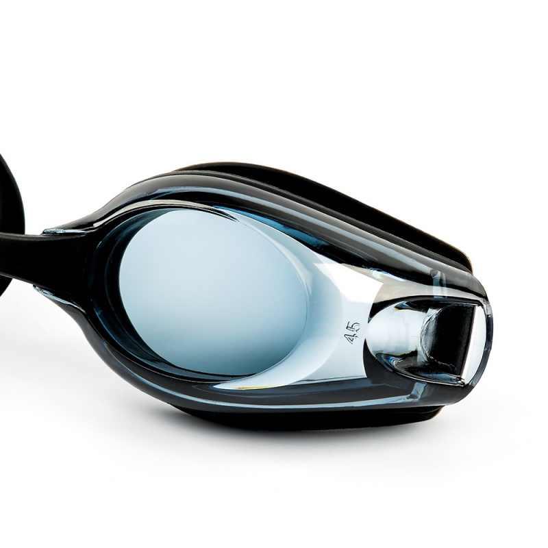 48eb14187d6 ... Adult Prescription Optical Myopia Swimming Goggles Swim Silicone Anti-fog  Coated Water diopter Swimming Eyewear ...