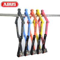 ABUS Red Dot Design Award Profession Bike Ride Cycle Anti theft Foldable Lock Bicycle Riding Cycle Fold Lock