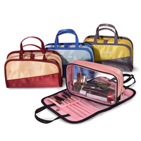New portable women Cosmetic bag female beauty case toiletry travel organizer makeup pouch neceser make up bag trousse toilette