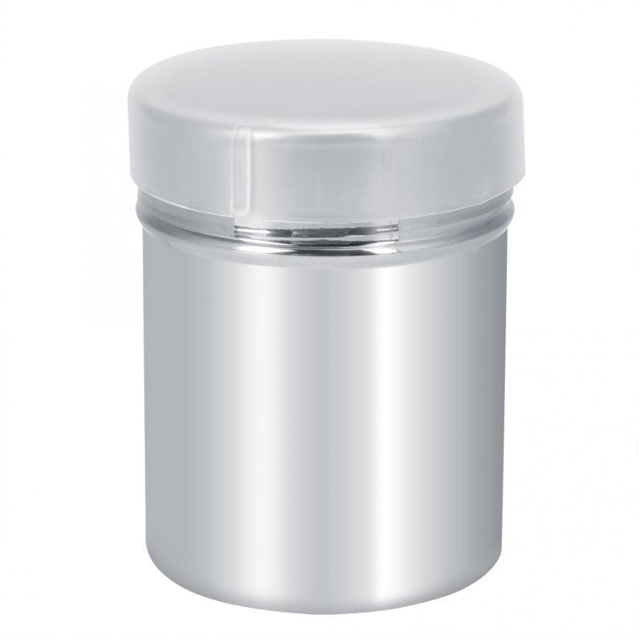 Stainless Steel Coffee Powder Sieve Powder Dispenser Coffee Sifter Coffee Appliance Storage Gadget Coffee Mesh Strainer Sieve